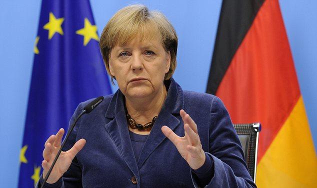 Cancelarul german Angela Merkel sprijina negocierile directe israeliano-palestiniene