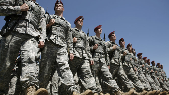 Armata SUA, pregatita sa ramana in regiunea Marii Baltice si in anul 2015