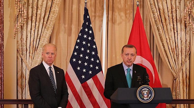 Premierul turc Recep Tayyip Erdogan si vicepresedintele SUA, Joe Biden, incearca relansarea parteneriatului strategic dintre SUA si Turcia