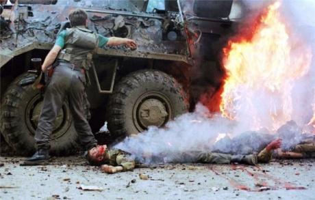Peste 4000 de persoane au murit in razboiul din Ucraina