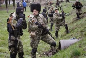 russian militants