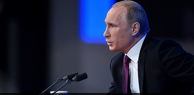 Putin discurs