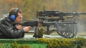 russian guns