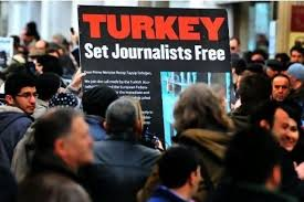 turcia ziaristi arestati