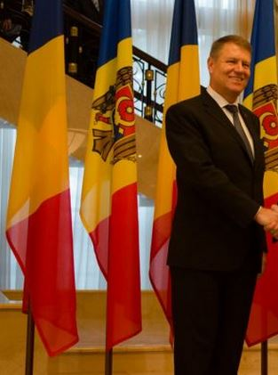 Iohannis Republica moldova