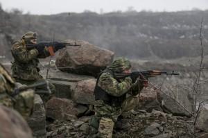 Ukraine fighrs