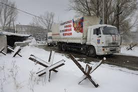 convoi umanitar rusesc