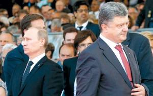 Putin-Porosenko