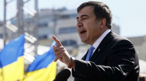 Miheil Saakasvili, noua imagine a luptei anticoruptie in Ucraina