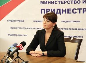 """Nina Shtanski, """"prima doamna a Transnistriei"""""""