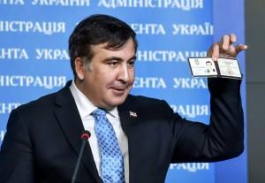 Mikhail Saakasvili vaneaza postul de premier al Ucrainei