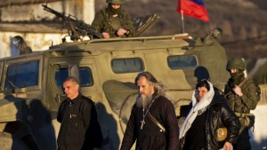 Sarbatori pascale din Ucraina, amenintate de razboi