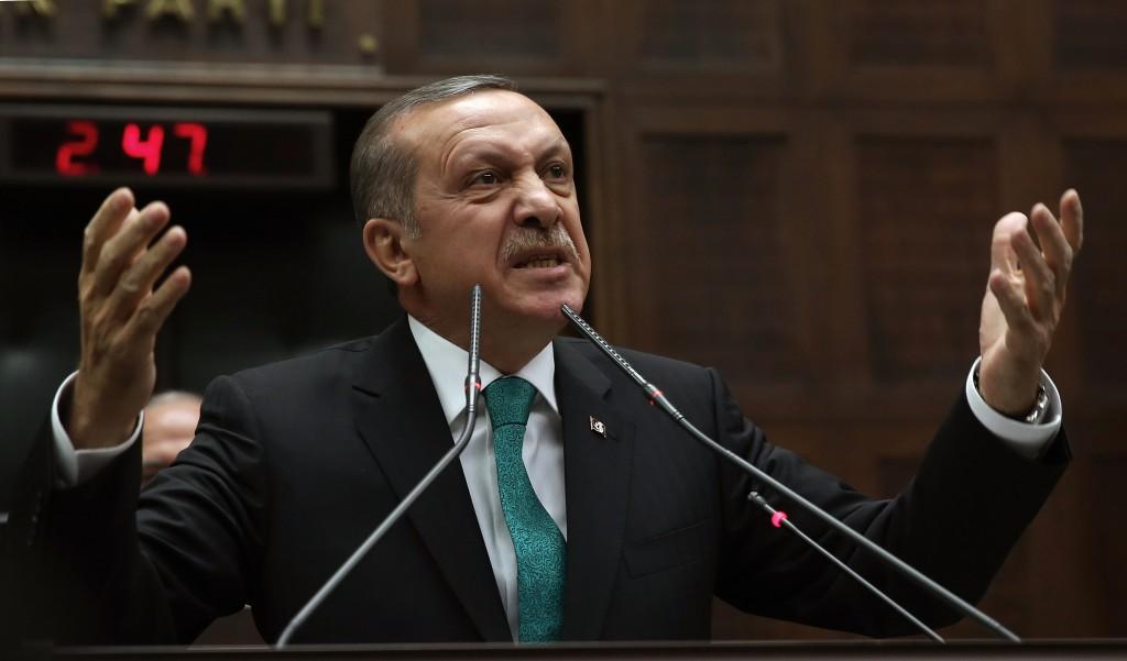 Premierul turc, Recep Tayyip Erdogan, suparat pe decizia parlamentarilor germani