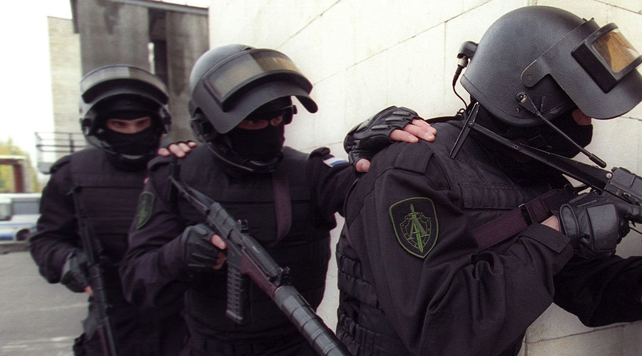 Fortele speciale ruse vaneaza teroristi islamisti radicali