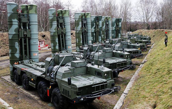 S-400, armă politică pentru Moscova