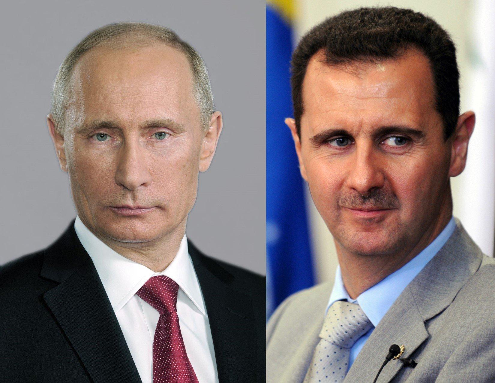 Alianta Putin-Assad pune ONU pe jar