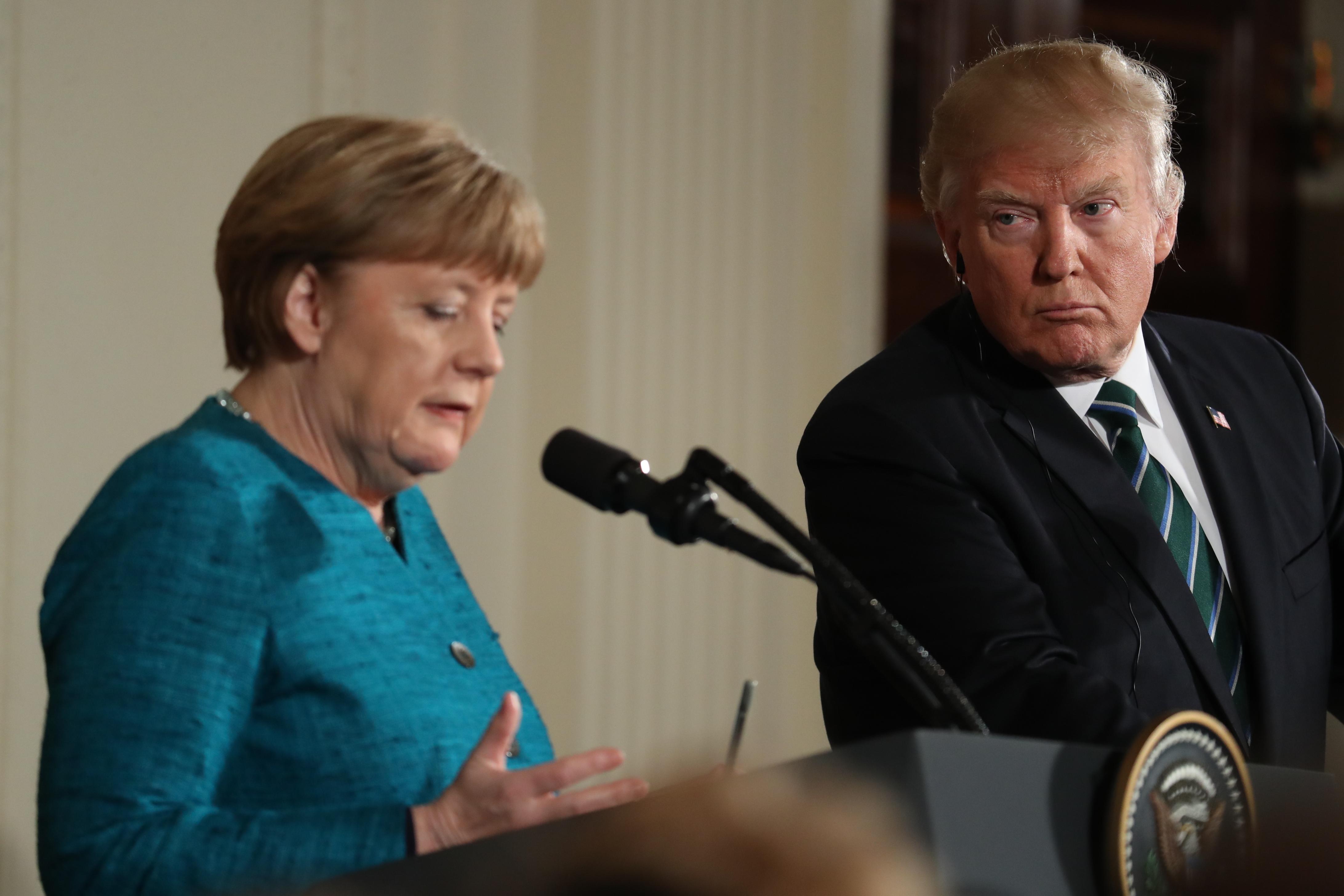 Germania va fi nevoită să gestioneze relațiile dificile dintre UE și SUA