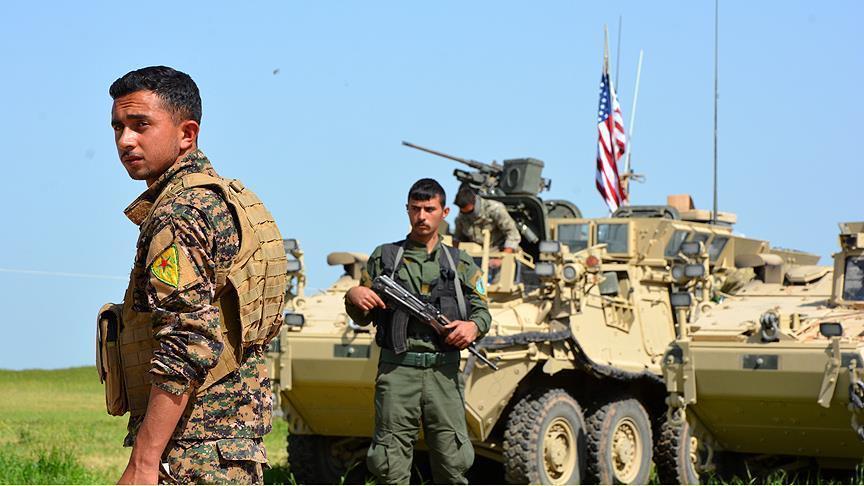 Fortele kurde din Siria, aliate ale SUA
