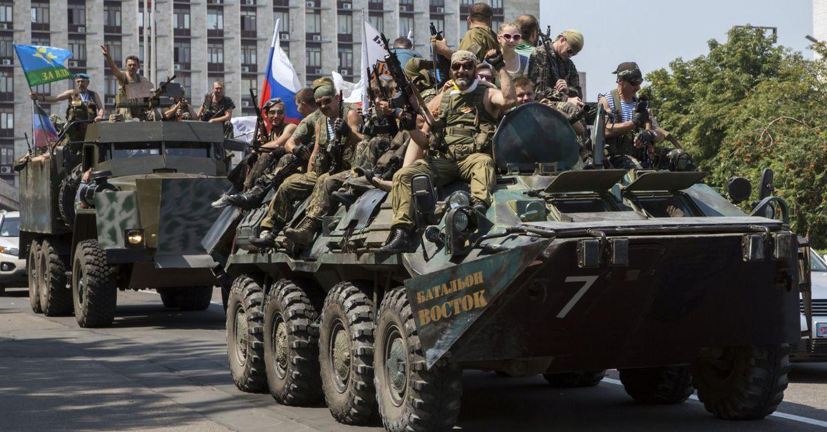 Fortele separatiste pro-ruse din Donbass ameninta cu reluarea ostilitatilor