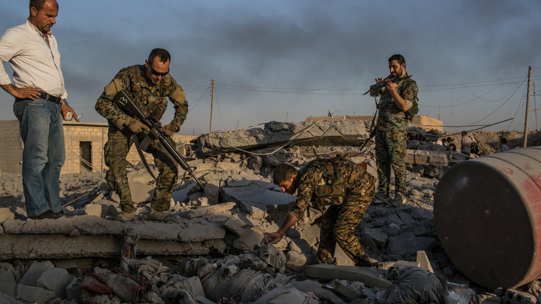 Kurzii din Siria au devenit o forță militară regională