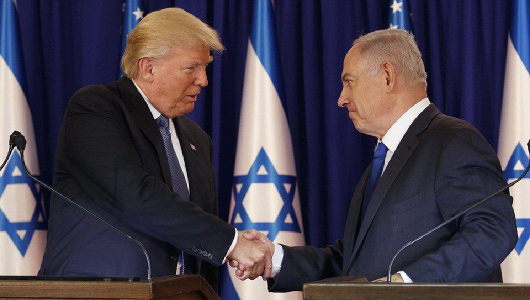 Liderul israelian Benjamin Netanyahu mizează pe sprijinul politic al președintelui SUA, Donald Trump, pentru obținerea recunoașterii internaționale a Ierusalimului drept capitală a statului Israel