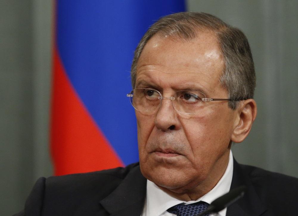 Ministrul rus de Externe, Serghei Lavrov, nemulțumit de politica SUA