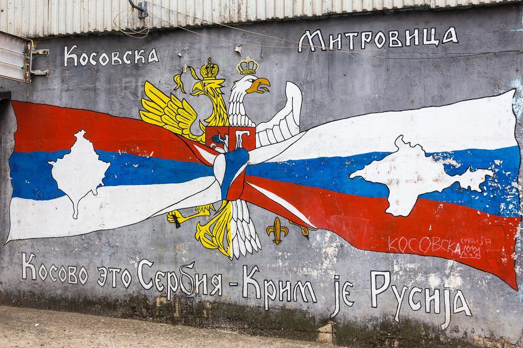 Problemele etnice si teritoriale din Balcani, întreținute de retorica paramilitară