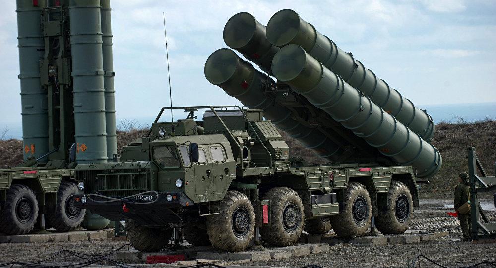 Fortareața Crimeea, aparata cu sistemele S-400, raspunsul rus la sprijinul NATO pentru Ucraina