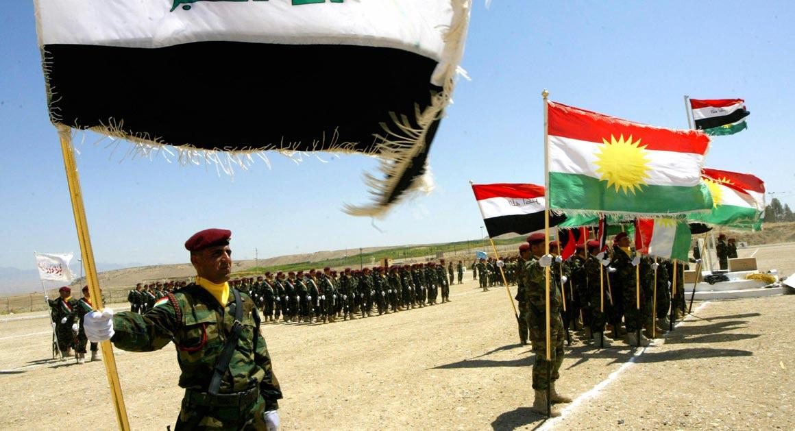 Forta militara kurda, perceputa drept o amenintare de regimul Erdogan