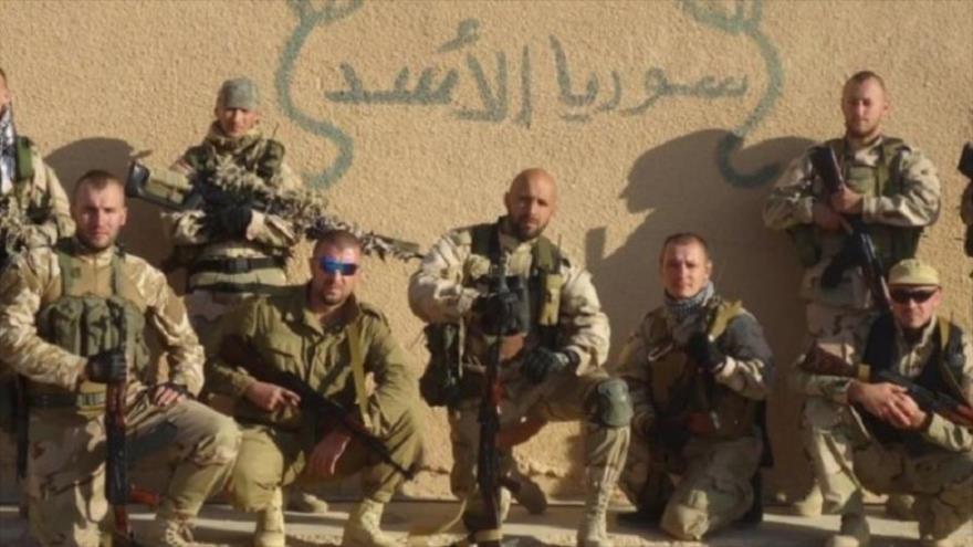 Grupul Wagner, armata de mercenari rusă din Orient