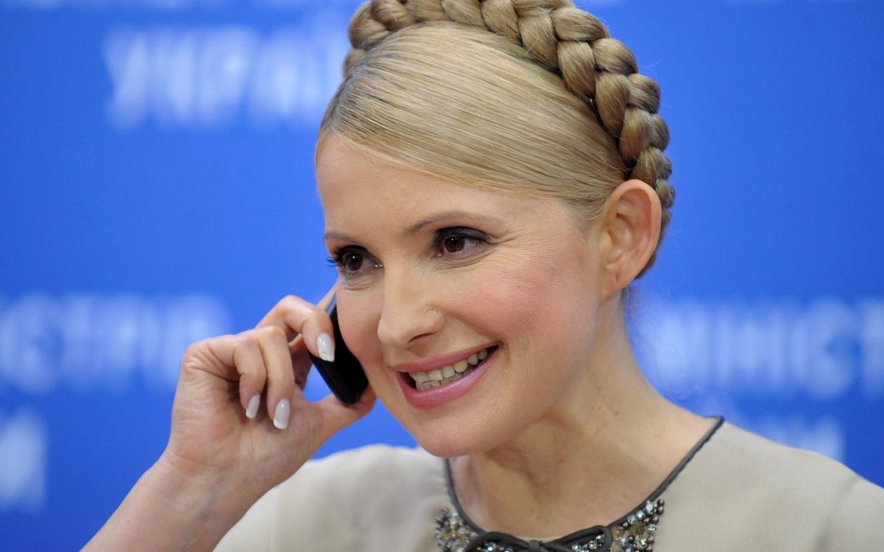 Iulia Timoșenko, favorită în sondajele pentru prezidențiale