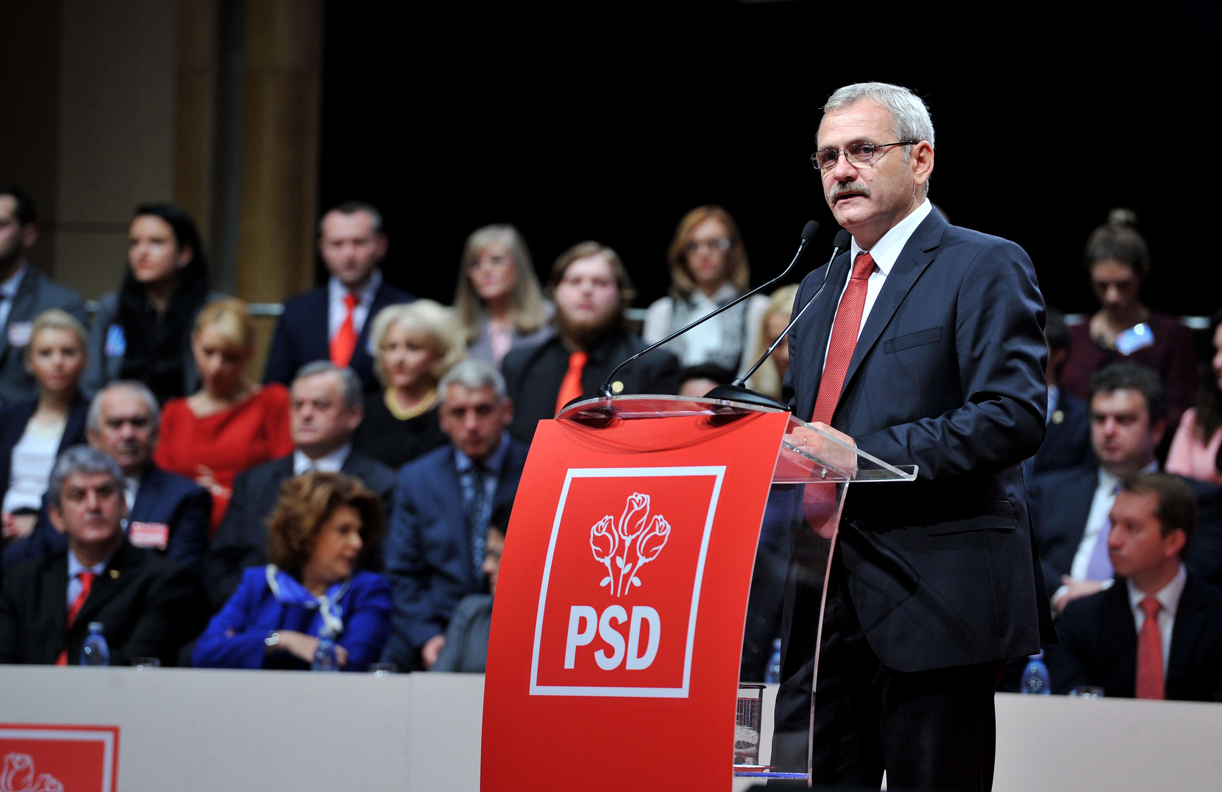 Liviu Dragnea, liderul PSD, coordonează ofensiva anti-justiție a actualei guvernări