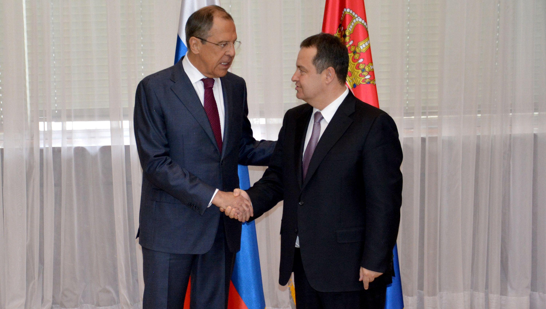 Ministrul rus de Externe, Serghei Lavrov, și omologul său sârb, Ivica Dacic, au discutat pe larg parteneriatul strategic Moscova-Belgrad