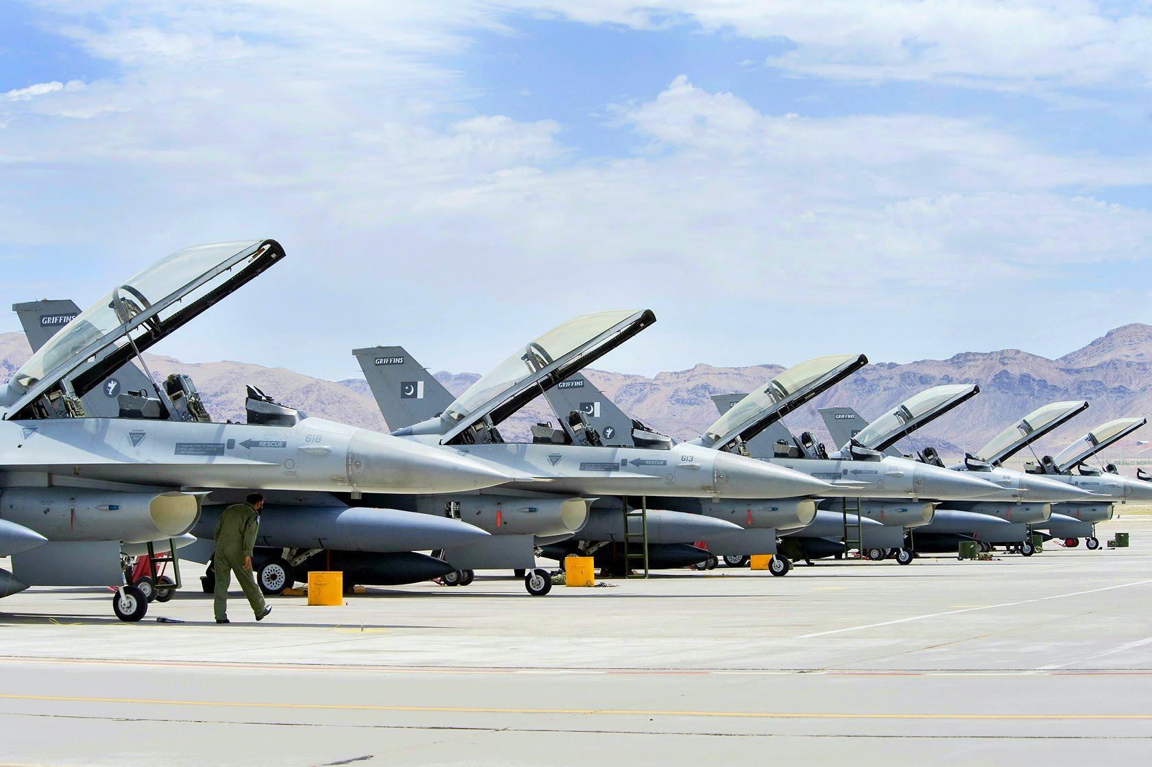 Piloții militari pakistanezi sunt considerați printre cei mai buni din lume