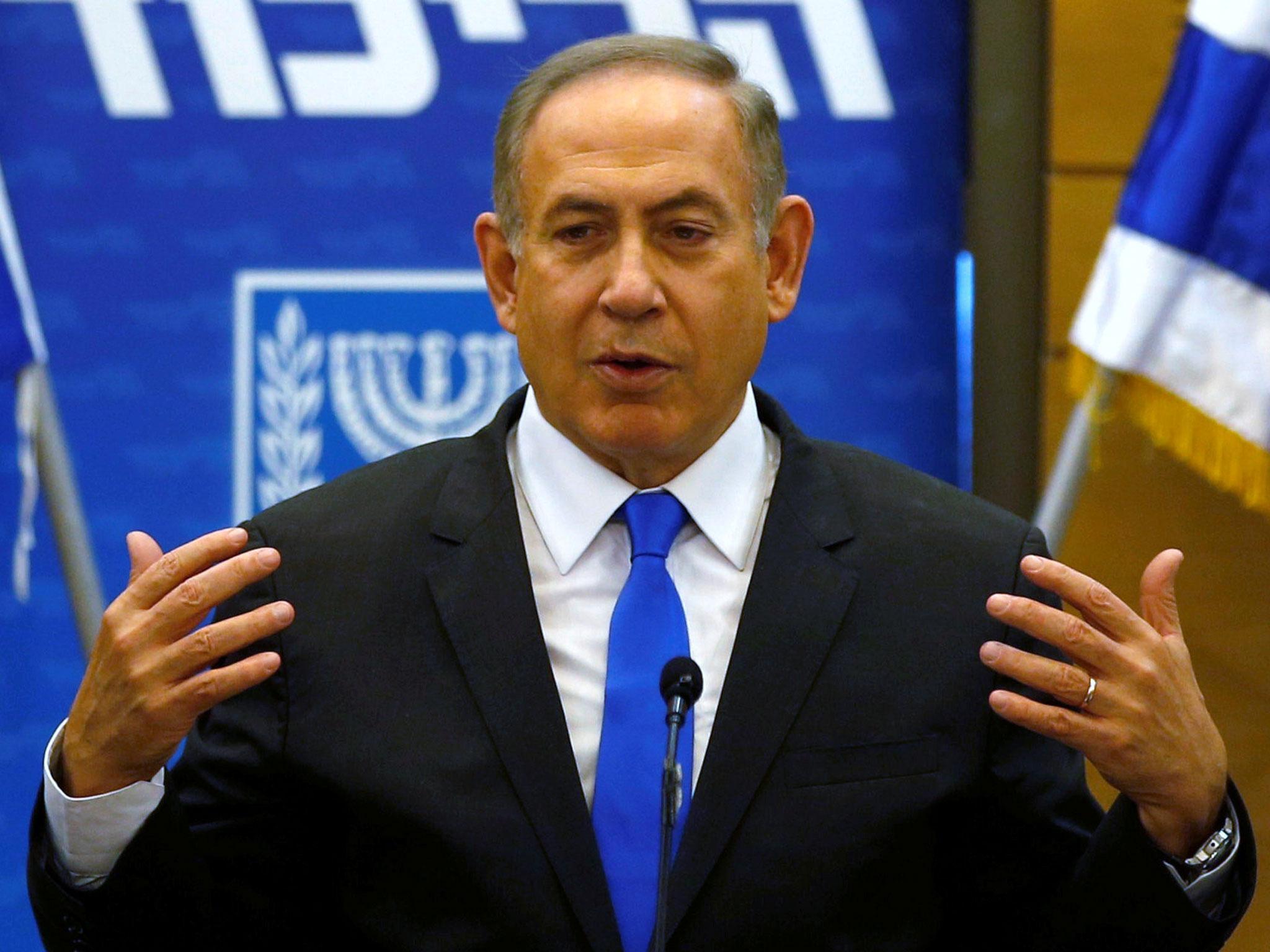 Premierul israelian Benjamin Netanyahu nu a reacționat încă la amenințările lui Erdogan