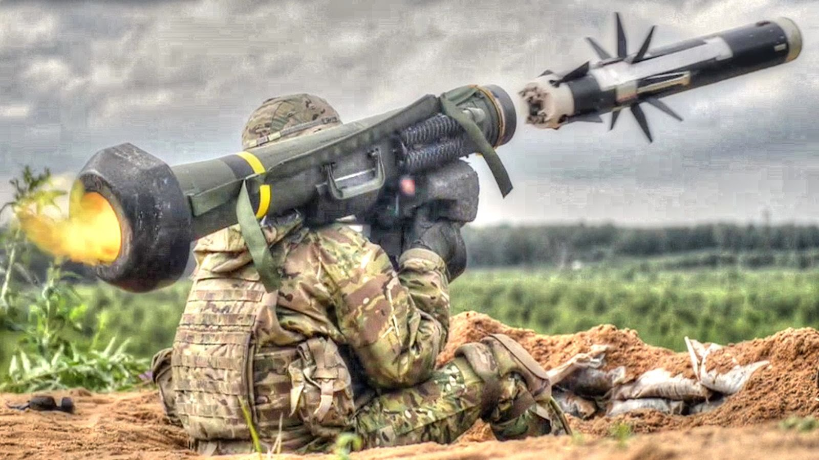 Sistemele Javelin, simbol al colaborarii militare dintre SUA și Ucraina