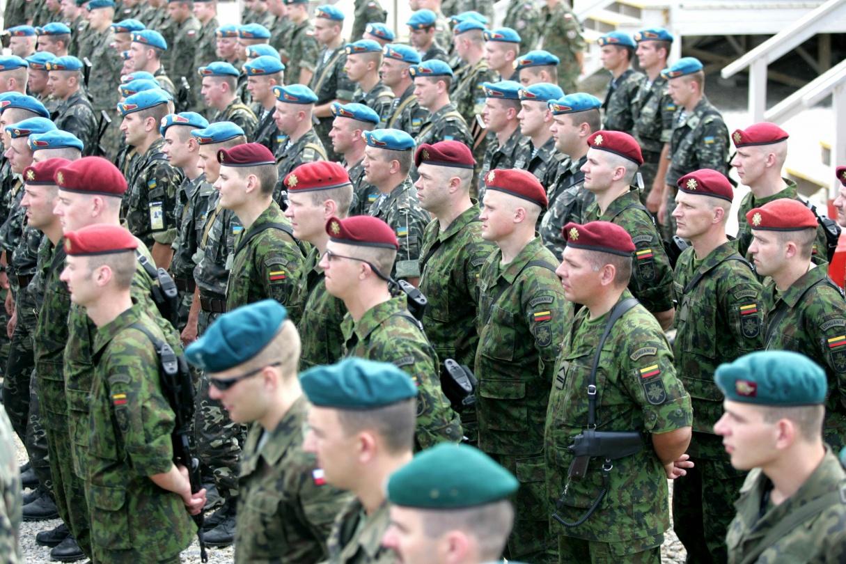 Brigada comună Ucraina-Polonia-Lituania, model pentru o unitate similară moldo-georgiano-ucraineană