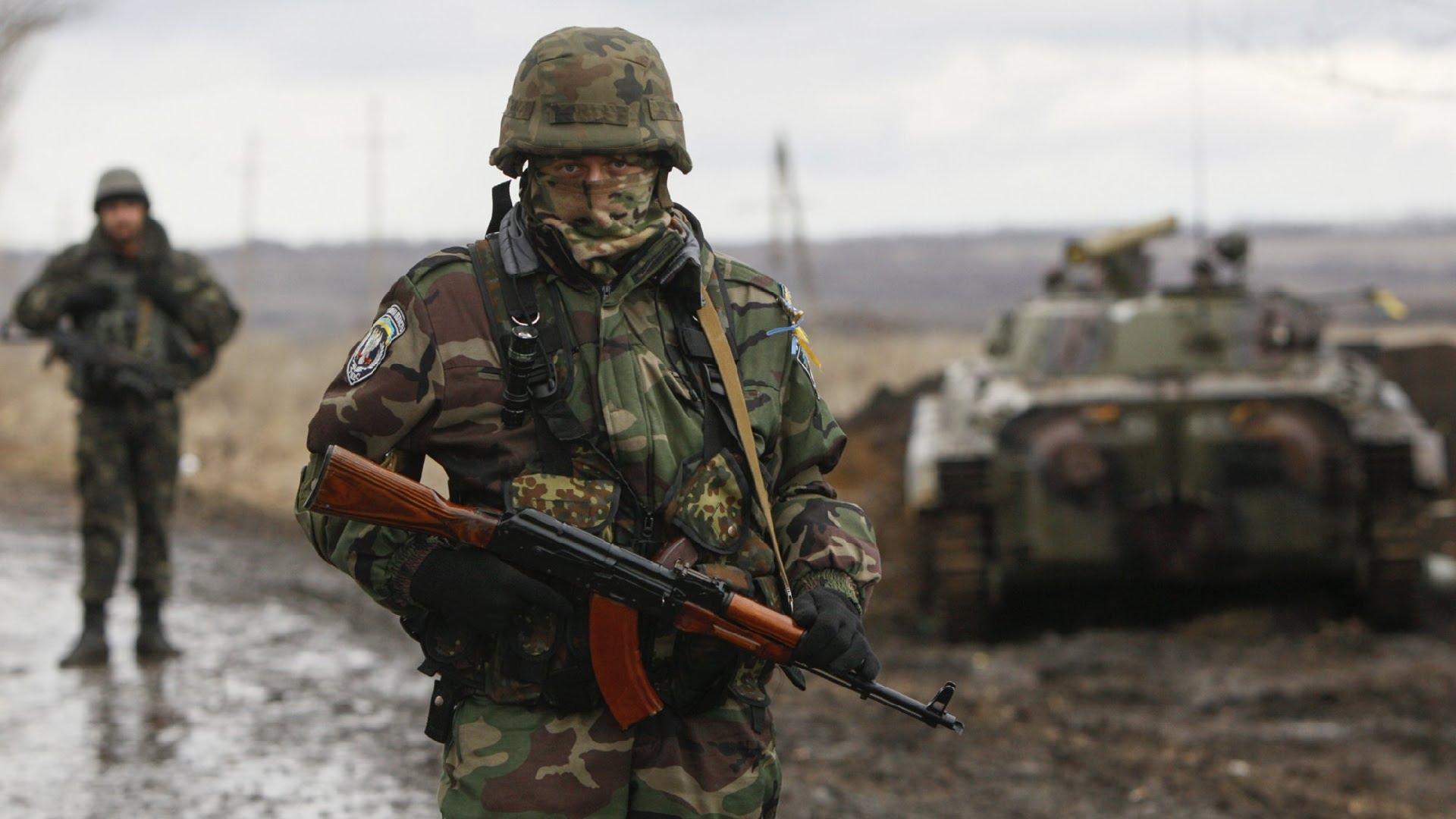 Experiența militară ucraineană din Donbass, un punct forte pentru Kiev în negocierile cu NATO