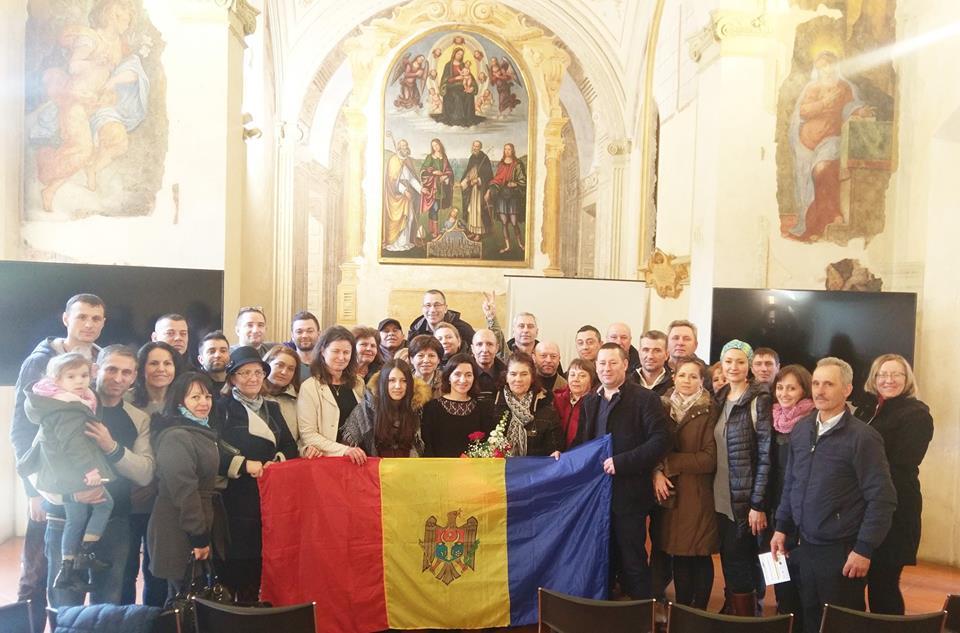 Liderul opoziției pro-europene, Maia Sandu, se bucură de o popularitate crescută în rândul electoratului din Republica Moldova