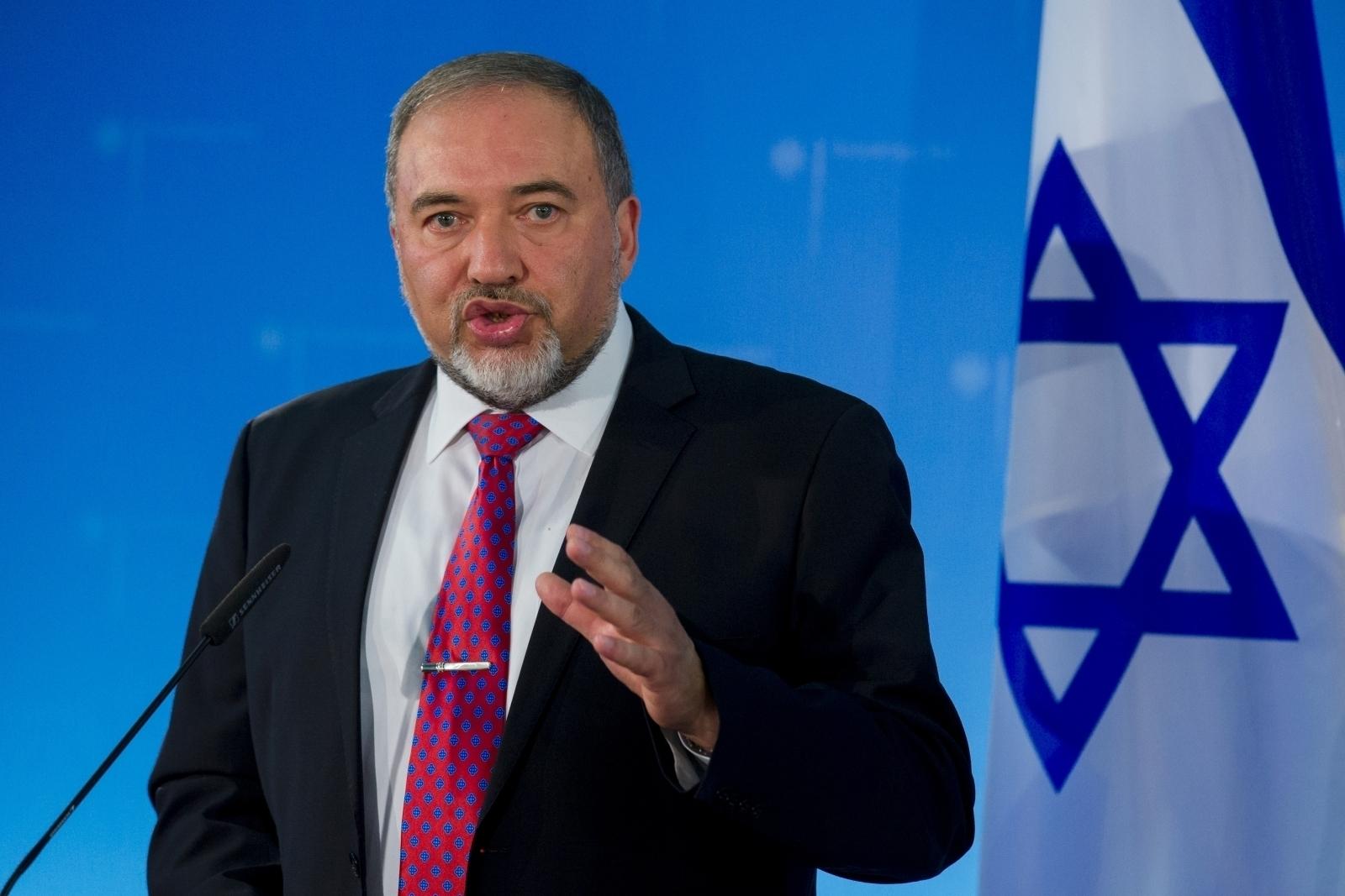 Ministrul israelian Avigdor Lieberman dorește declanșarea unei ofensive aeriene împotriva obiectivelor nucleare iraniene