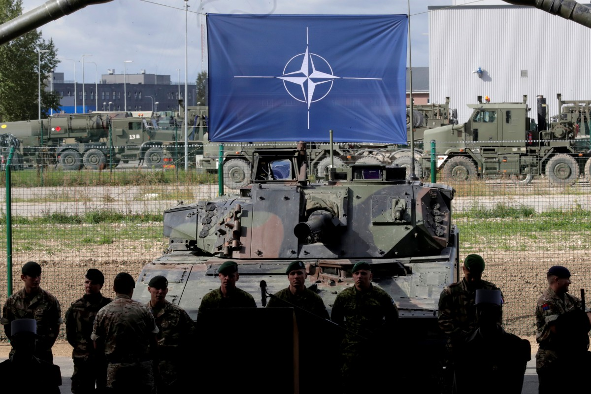 NATO consolidează Schengenul militar din UE