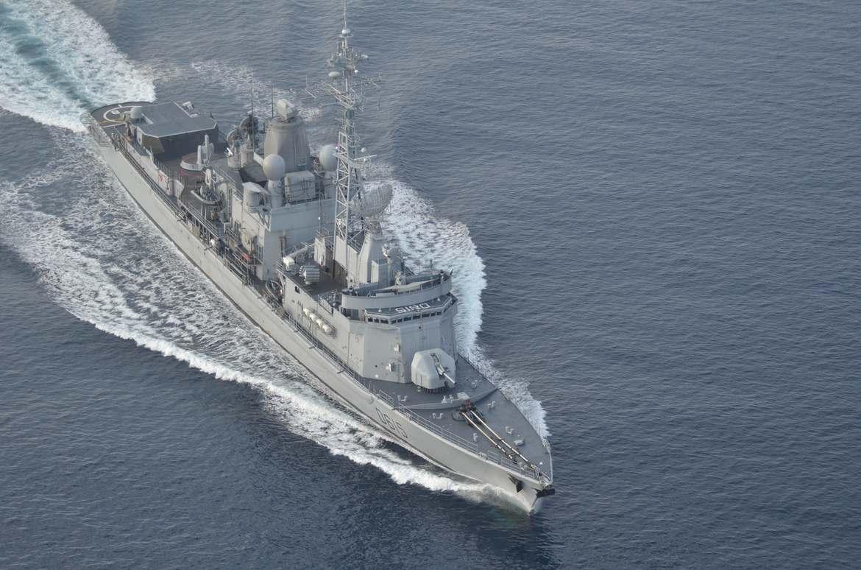 Nava militară franceză Jean Bart, simbol al angajamentului Parisului de sprijinire a obiectivelor NATO din Marea Neagră