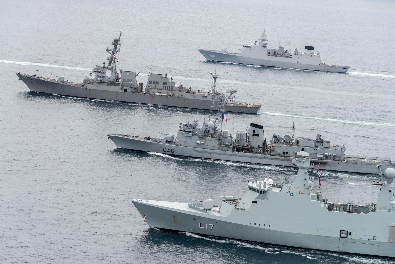 Nave-militare-și-soldați-din-state-NATO-și-țări-partenere-participă-la-exercițiul-militar-multinațional-Spring-Storm-18