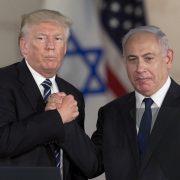 Premierul-israelian-Benjamin-Netanyahu-este mulțumit-de-relația-cu-liderul-de-la-Casa-Albă-Donald-Trump
