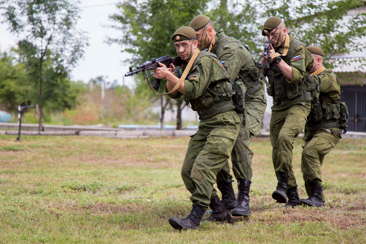 Transnistria rămâne o fortăreață militară rusă