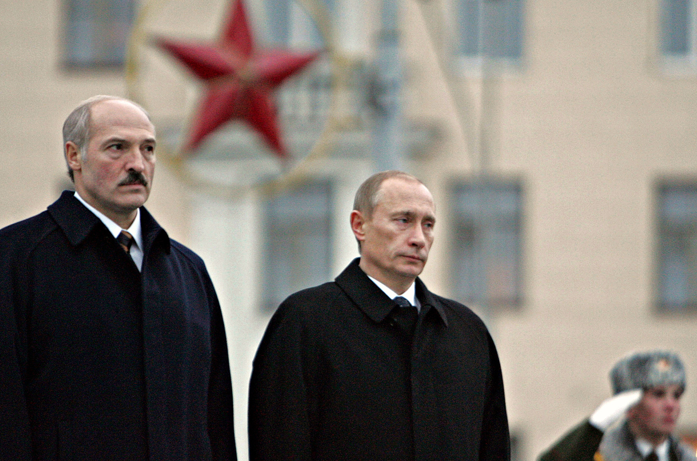 Alexandr Lukașenko, un aliat cheie al liderului rus Vladimir Putin, debarcă la Chișinău