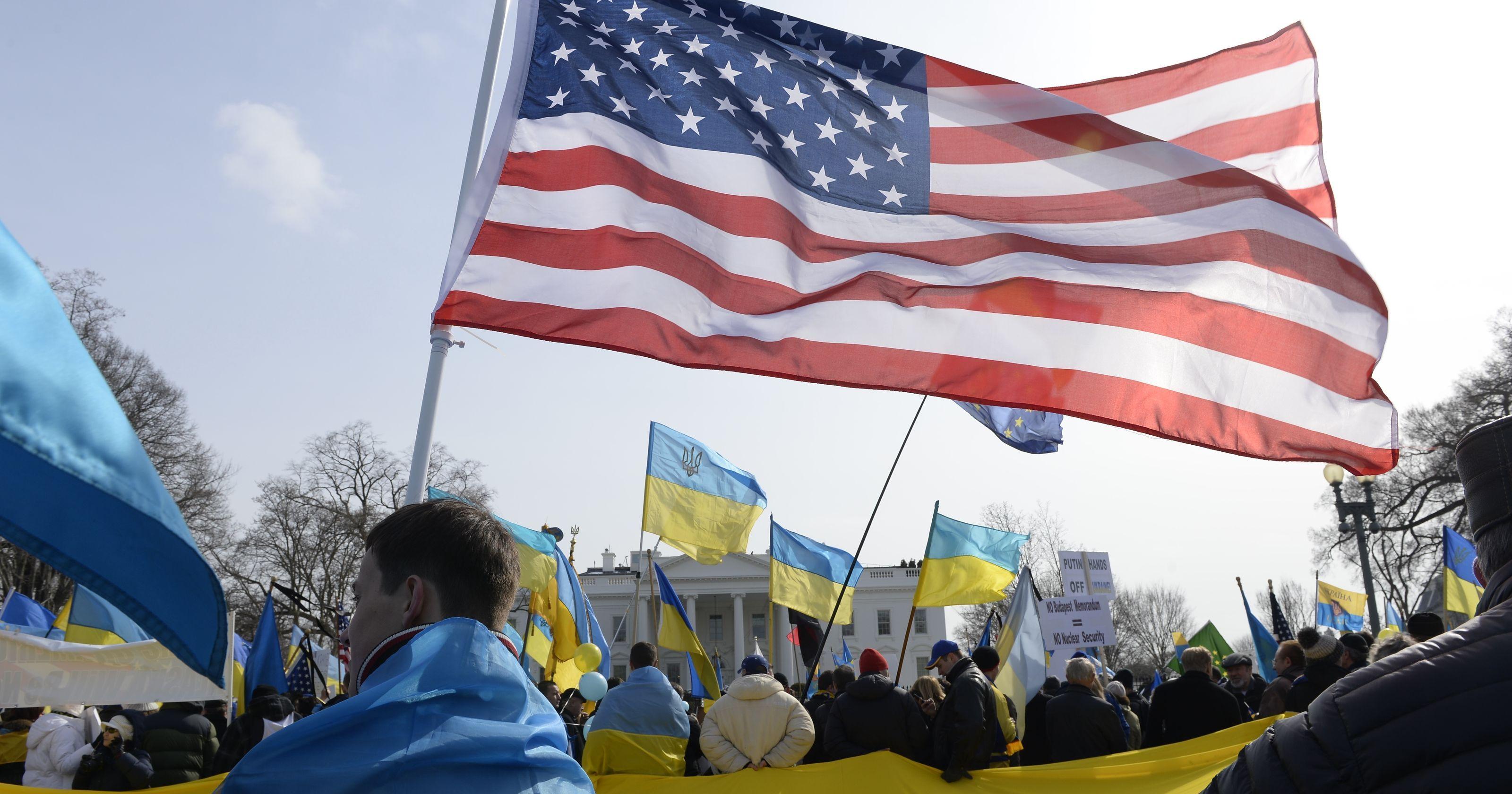 Statele Unite sprijină integritatea Ucrainei
