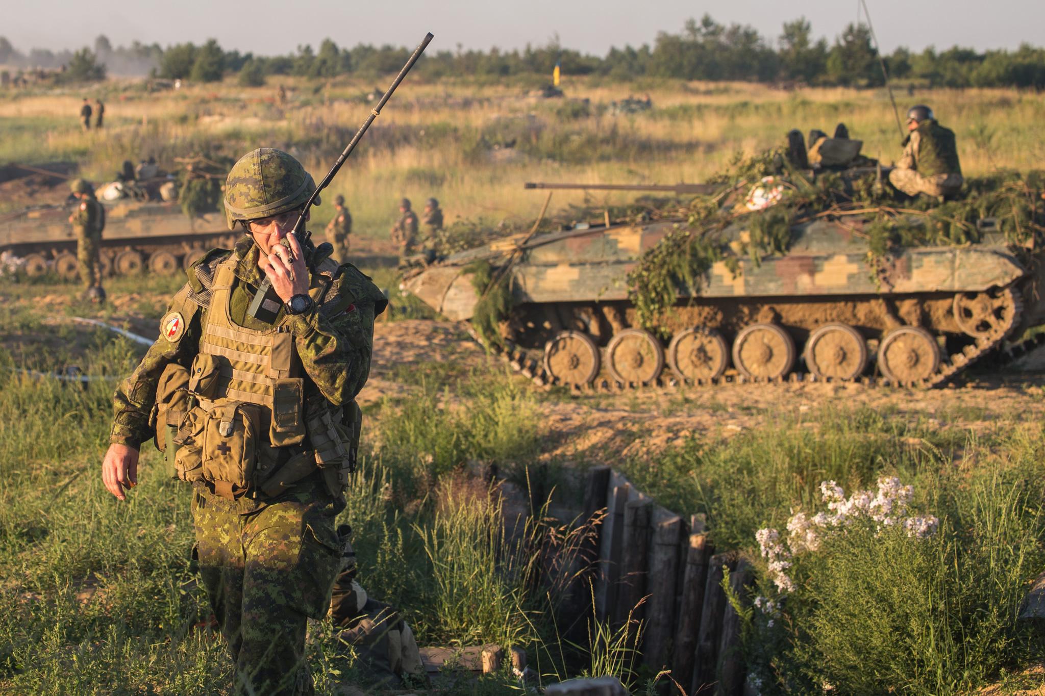 Colaborarea militară dintre Ucraina și statele membre NATO primește un nou imbold legislativ în Rada de la Kiev
