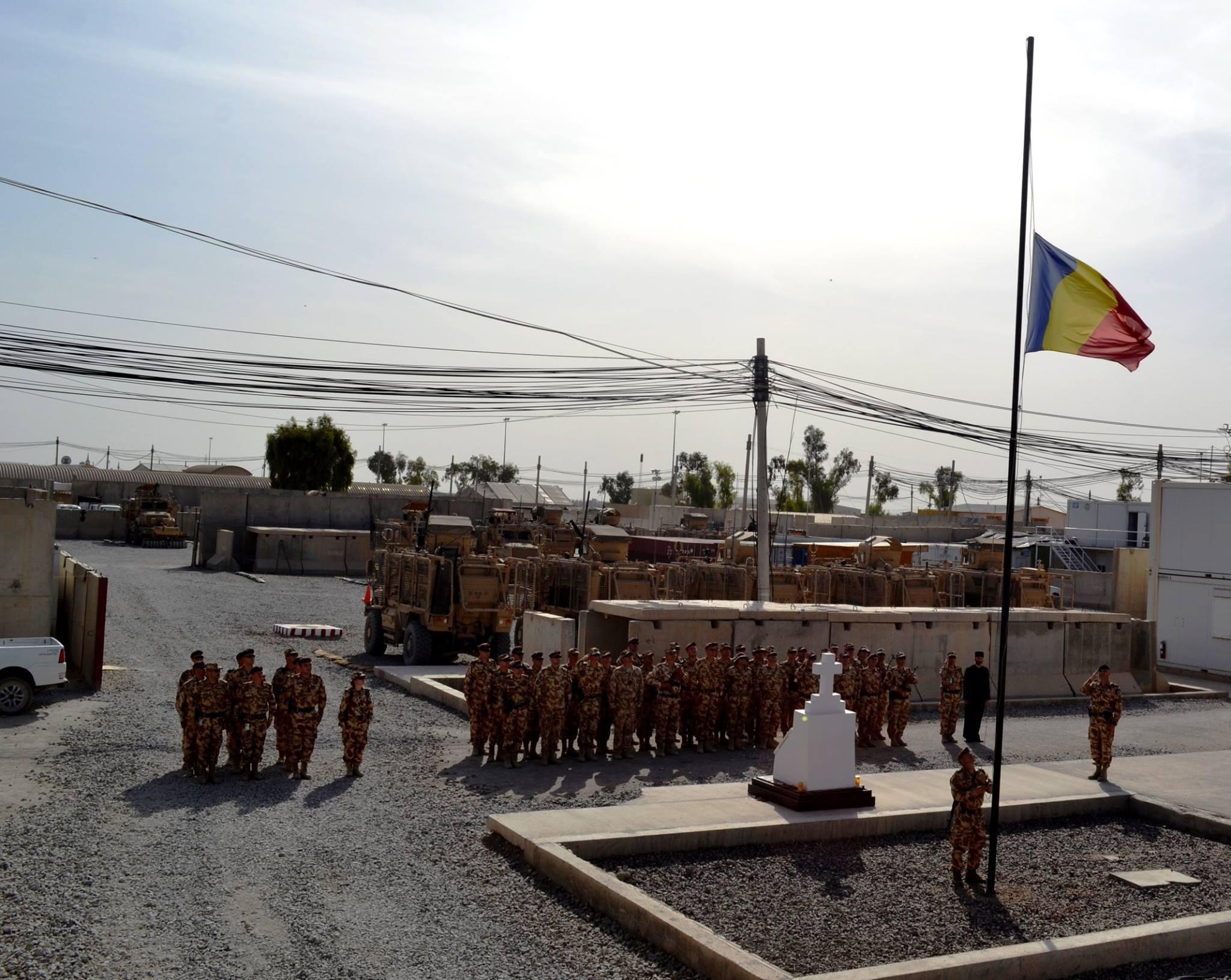 Contingentul militar trimis de România în Afganistan suferă noi pierderi