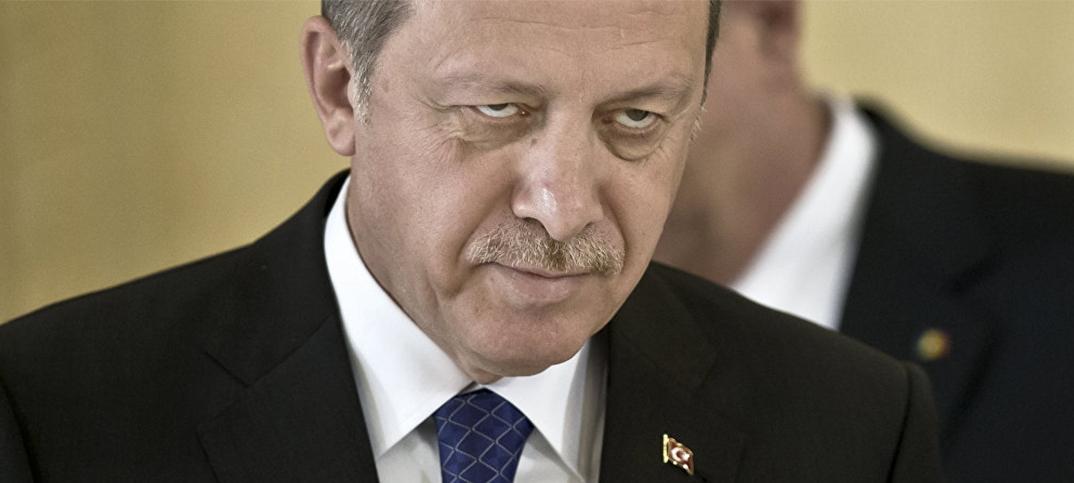 Liderul turc Recep Tayyip Erdogan, supărate pe SUA